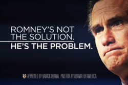 ROMNEY'S NOT 