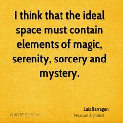 I think that the ideal 