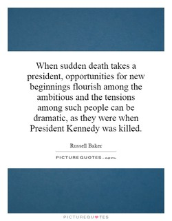 When sudden death takes a 