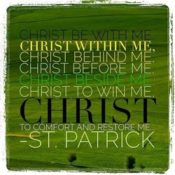CHRIST WITHIN ME, 