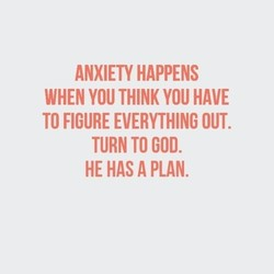 ANXIETY HAPPENS 