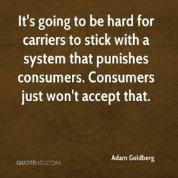 It's going to be hard for 