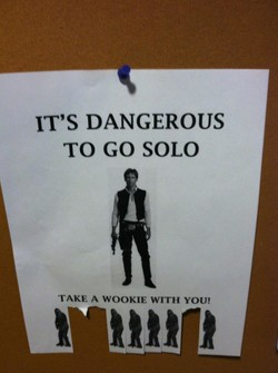 IT'S DANGEROUS 