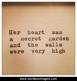 Ker heart was 