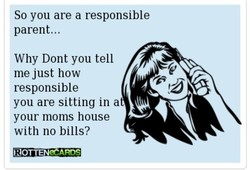So you are a responsible 