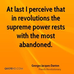 At last I perceive that 