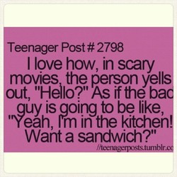 Teenager Post # 2798 