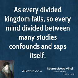 As every divided 