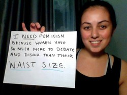 T NEED FEMINISM 