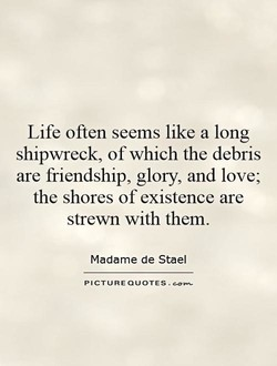 Life often seems like a long 