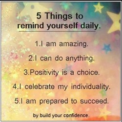 5 Things to 