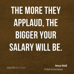 THE MORE THEY 