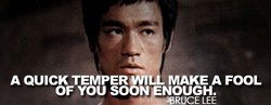 A QUICK TEMPER WI 