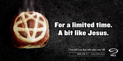 For a limited time. 