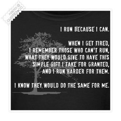 I RUN I CAN. 