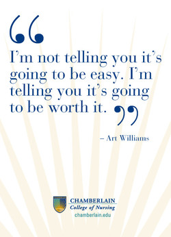 I'm not telling you it's 