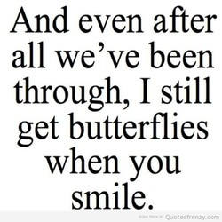 And even after 