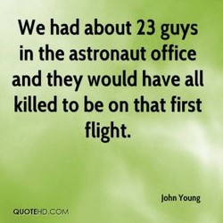 We had about 23 guys 