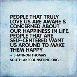 PEOPLE THAT TRULY 