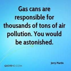 Gas cans are 