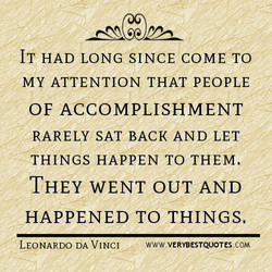 IT HAD LONG SINCE COME TO 