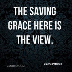 THE SAVING 