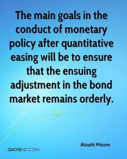 The main goals in the 