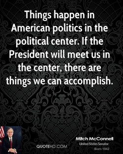 Things happen in 