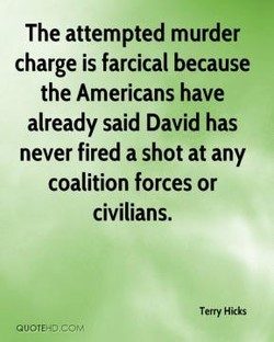 The attempted murder 