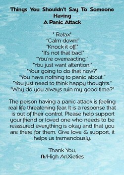 Things You Shouldn't Sag To Someone 