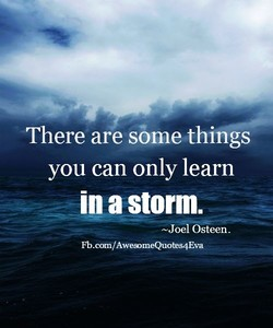 There are some things 