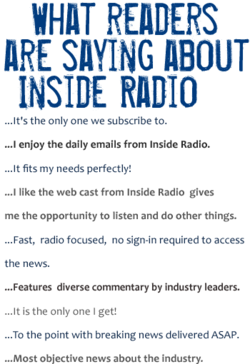 WHAT READERS 