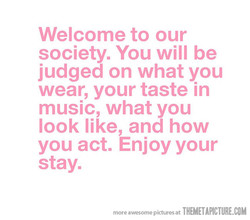 Welcome to our 