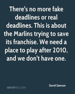 There's no more fake 