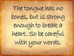 The tongue has 