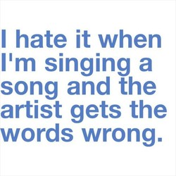 I hate it when 