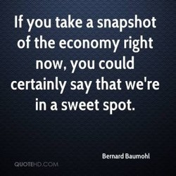 If you take a snapshot 