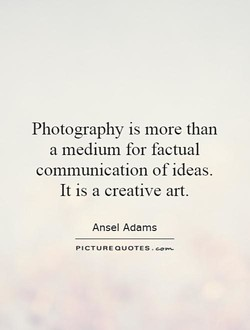 Photography is more than 