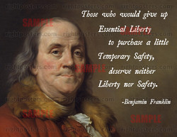 Those 'Who 'would gi've up 