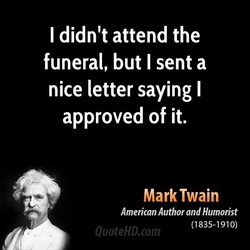 I didn't attend the 