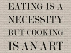 EATING IS A 