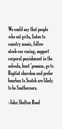 We could say that people 