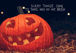 SCARY THINGS COME 