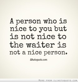 A person who is 
