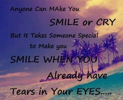 Anyone Can MAke You 