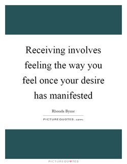 Receiving involves 