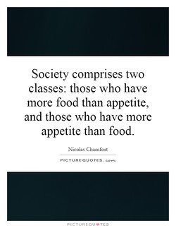 Society comprises two 