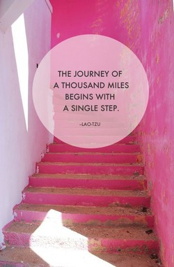 THE JOURNEY OF 