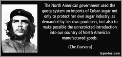 The North American government used the 