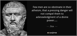 Few men are so obstinate in their 